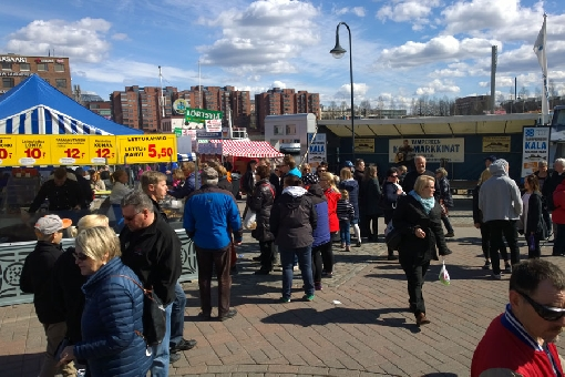 Tampere Fish Fair is celebrating 25th Anniversary