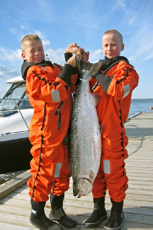 Fish events national fishing for Fishing in finland