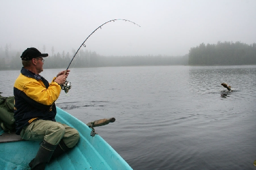 New Fishing Act approved today