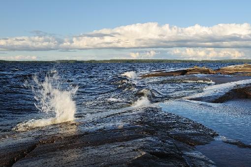 suomen suurimmat järvet kartta