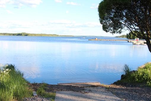 рыбалка озеро юляярви
