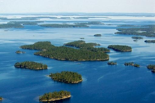 Sjö i finland