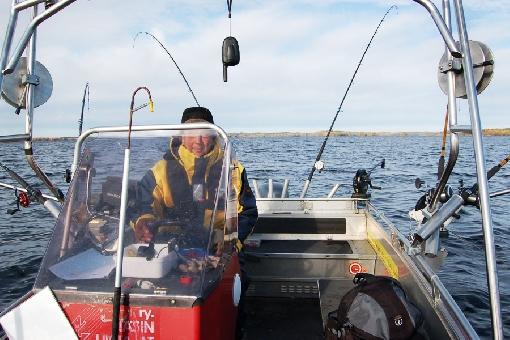 рыбалка пуула