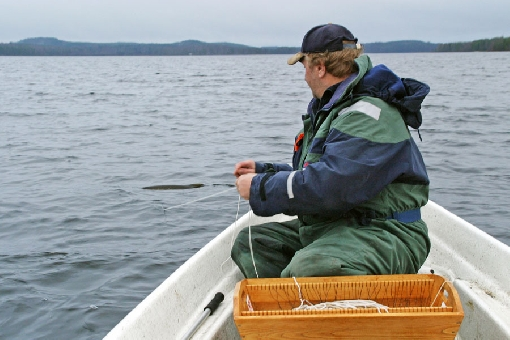 Longline fishing is an exciting form of fishing.