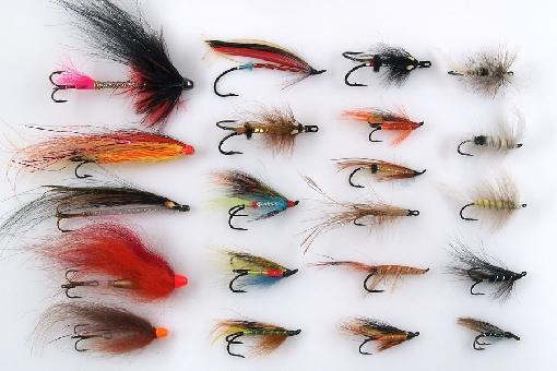 Fly-fishing − FishinginFinland fi − National fishing travel guide