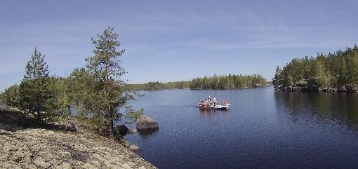 Lakes Lake Kyyvesi